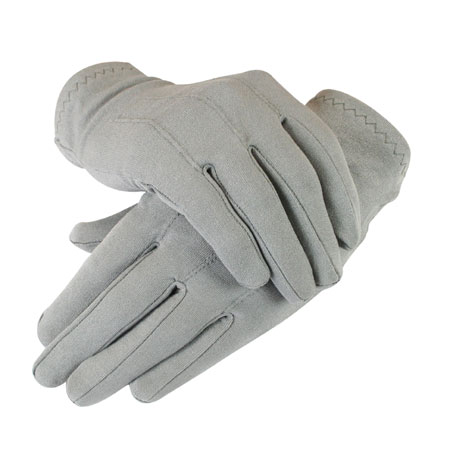 Victorian Mens Gray Solid Gloves | Dickens | Downton Abbey | Edwardian || Mens Formal Dress Gloves - Gray