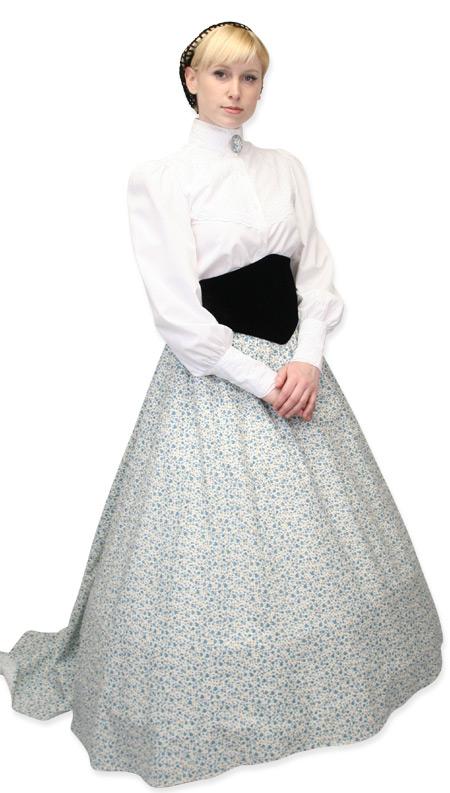 Wedding Ladies White Solid Hoop Underskirt | Formal | Bridal | Prom | Tuxedo || Edwardian Hoop Underskirt - White