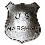 Old West Badge - US Marshal