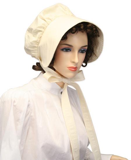 Muslin bonnet