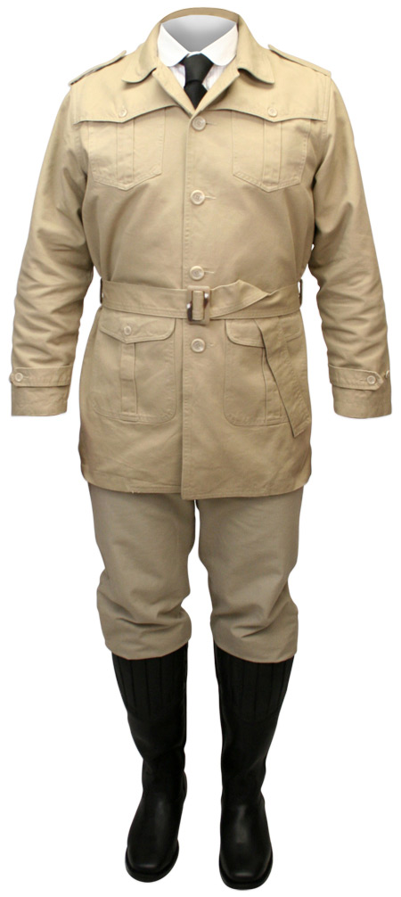Safari Jacket for the Real World