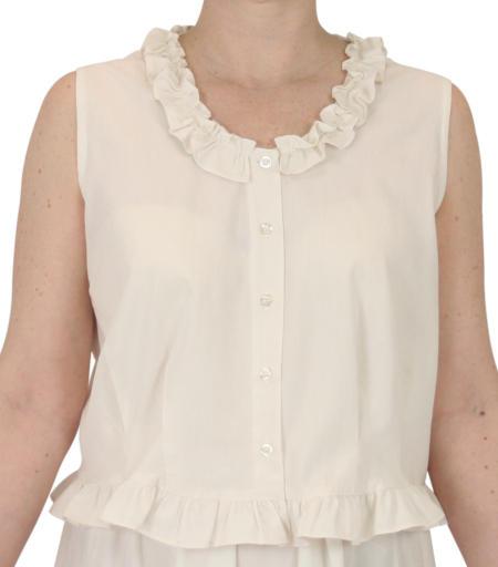 Classic cotton camisole