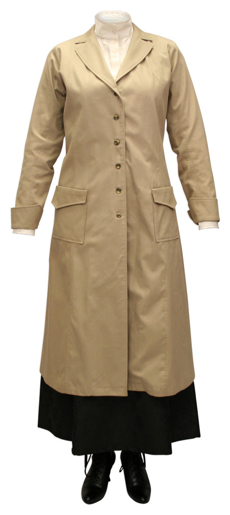 Lovely, evocative, coat