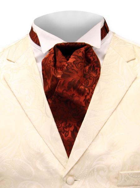 Silk Puff Tie