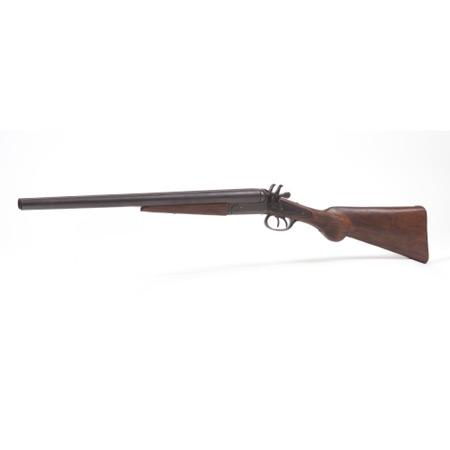 Vintage Mens Gray Alloy Replica Weapon | Romantic | Old Fashioned | Traditional | Classic || Replica Stagecoach Shotgun