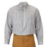 Coulter Shirt - Navy Stripe