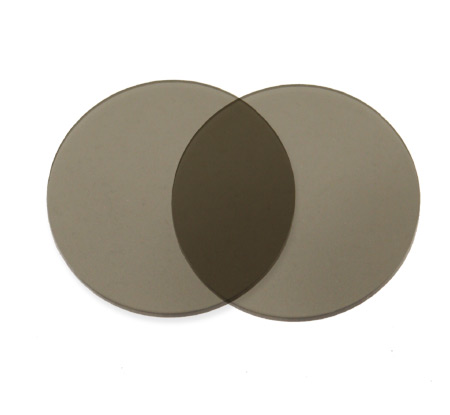Vintage Mens Brown Plastic Lens | Romantic | Old Fashioned | Traditional | Classic || Spare 50mm Lenses - Bronze (one pair)