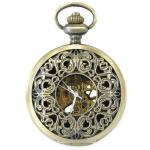 Victorian,Old West, Pocket Watches Gold Alloy Mechanical Watches |Antique, Vintage, Old Fashioned, Wedding, Theatrical, Reenacting Costume |