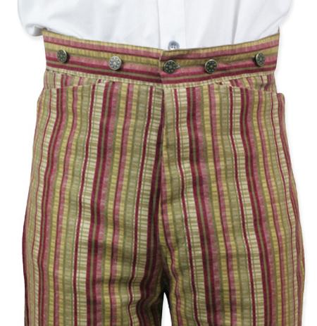 trouser fit