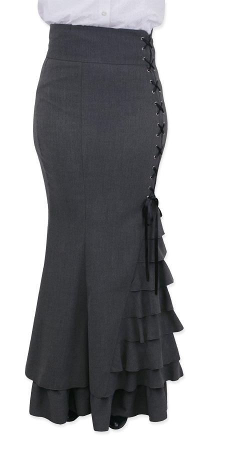 Vivien Fishtail Skirt
