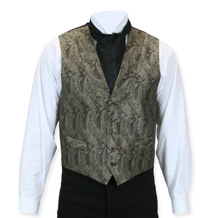Ambassador Vest-Taupe
