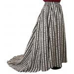 Odessa Skirt - Antique Keys