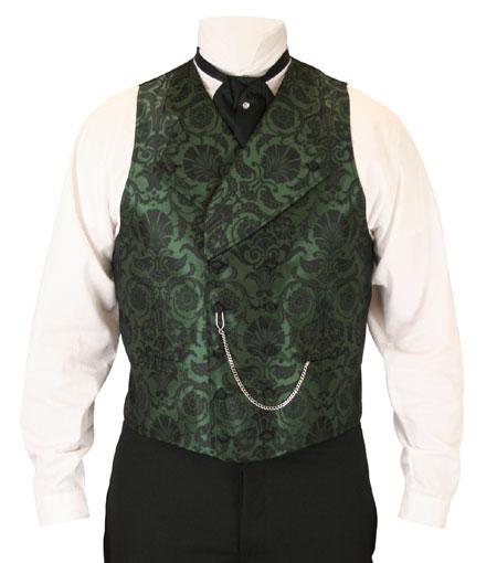 Penworth Vest-Green
