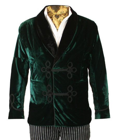 Smoking Jacket excellence