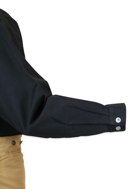 Longview Bib Shirt Black