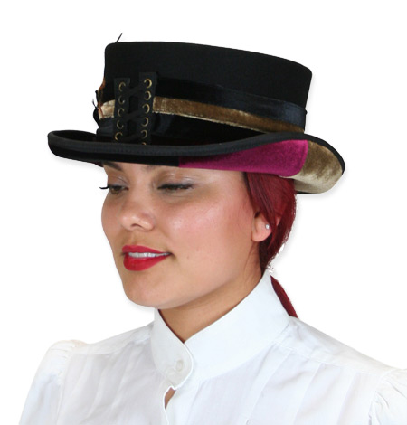 Ladies Riding Hat