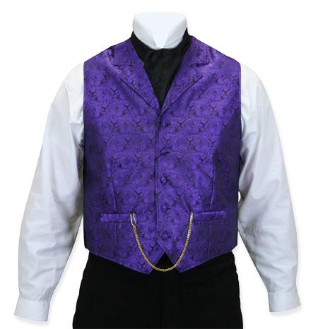 Klondike Vest - Purple