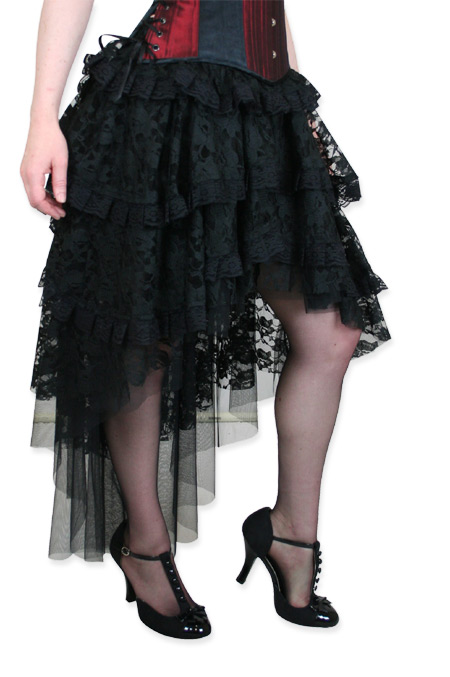 Great skirt , truly Victorian