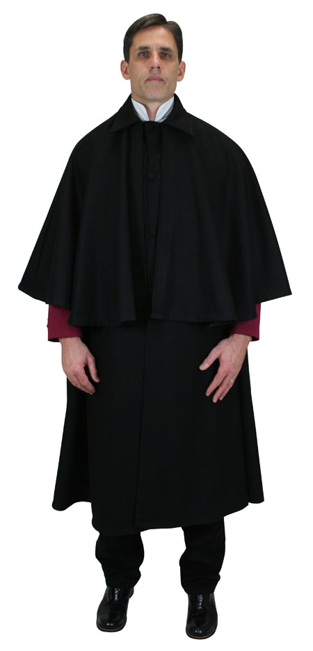 beautiful cloak!