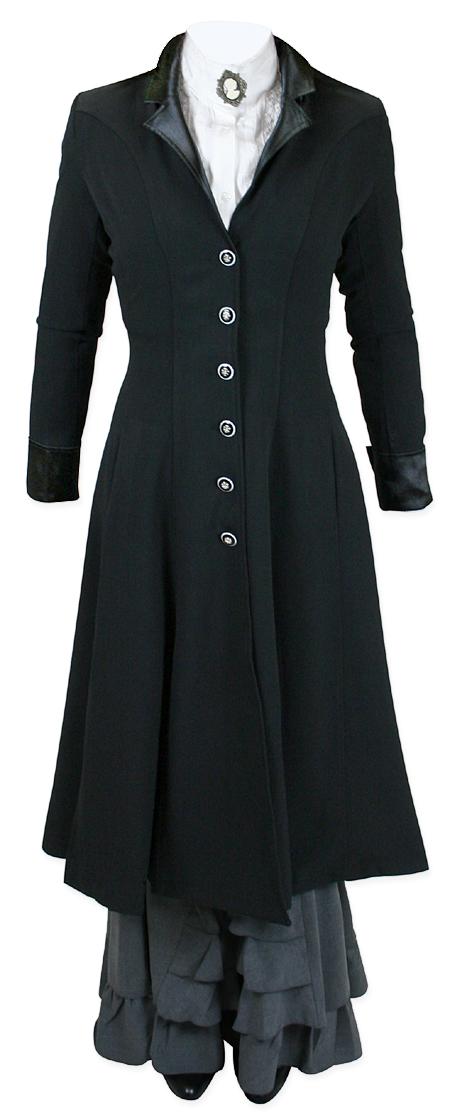 Veronica Frock Coat