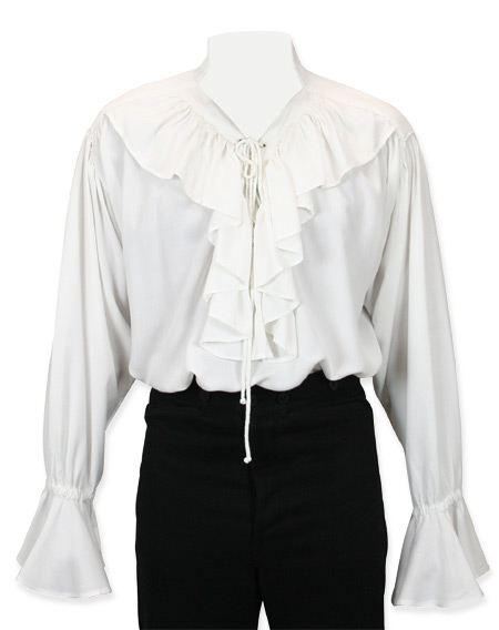 Killigrew Shirt - White
