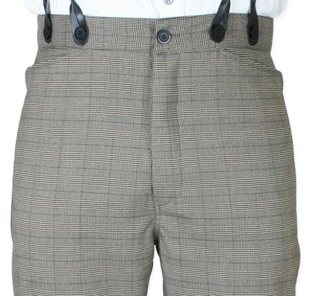 Marlowe Trousers - Tan