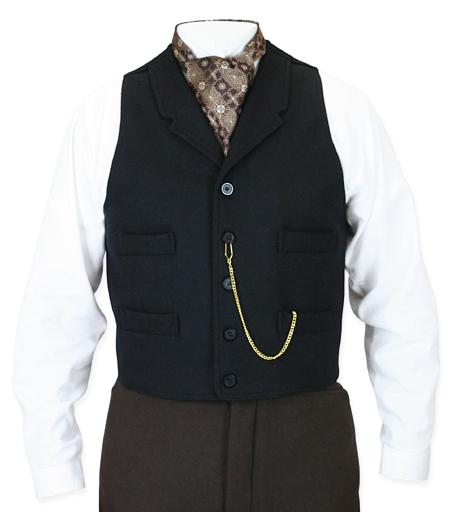 Astor Wool Vest