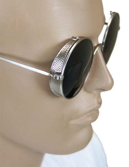 Cloudhopper Sunglasses - Black/Silver