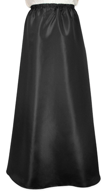 Evelyn Skirt - Onyx