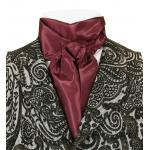 Regal Cravat - Burgundy