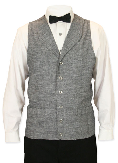 Hayfield long waisted vest