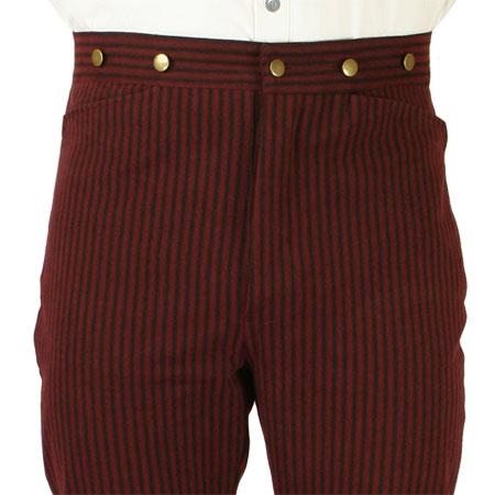 Jennings Striped Trousers