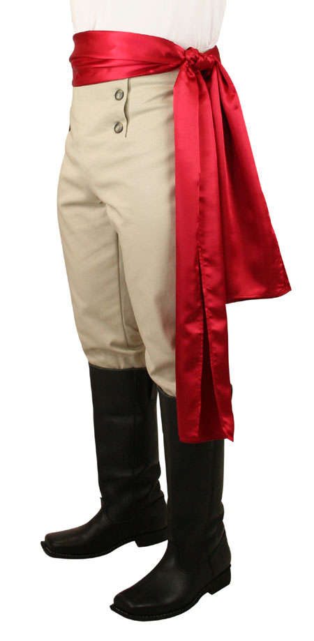 Pirate Sash - Red