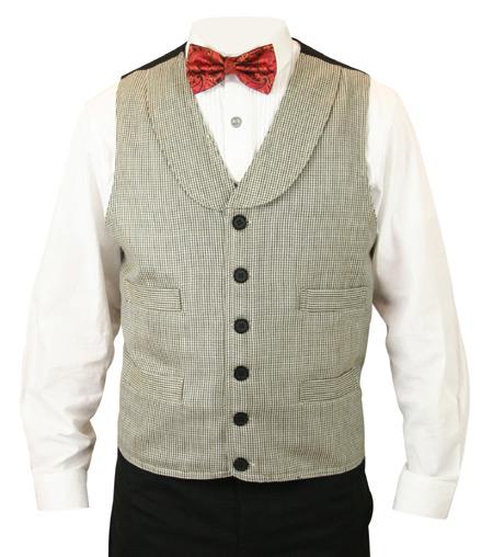 Julian Wool Vest