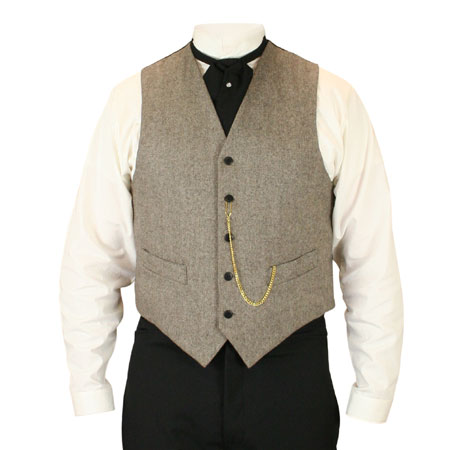 Peabody Wool Vest