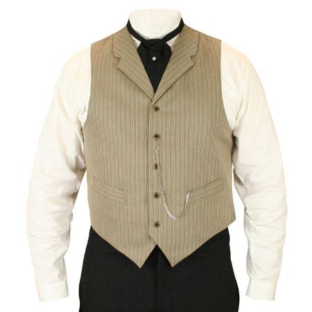 Tan Cavell Vest