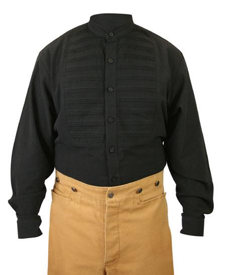 Goddard Shirt - Black