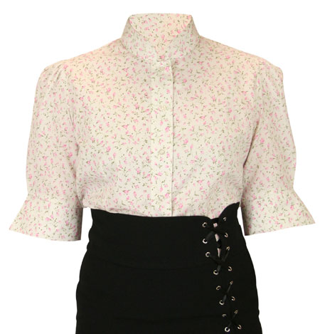 Love this blouse!