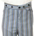 Washburn Trousers - Blue Stripe
