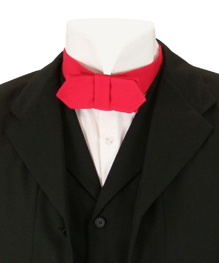 Stock Tie - Red