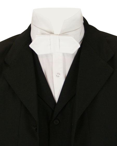 Stock Tie - White