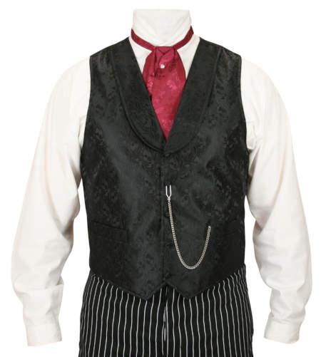 Loxley Vest - Black