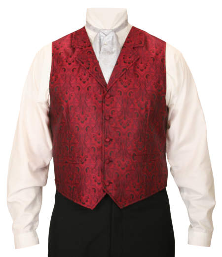 Moultrie Vest - Red