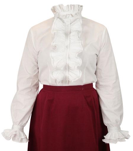 A glorious blouse.