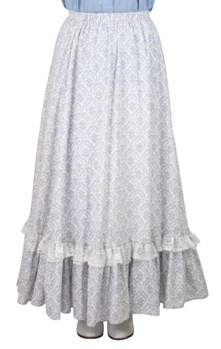 Millie Skirt - Light Blue