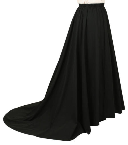 Odessa Skirt - Black