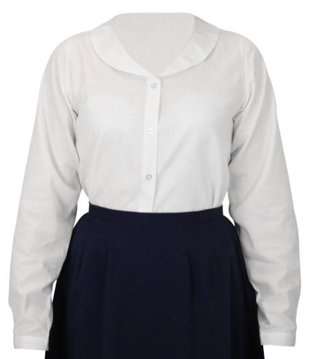Caroline Blouse - White