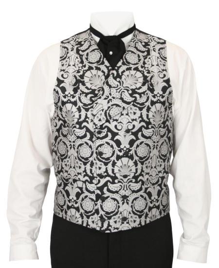 Penworth Vest - Black