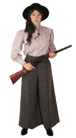 Old West, Ladies Outfits Frontier Folk,Gunslingers |Antique, Vintage, Old Fashioned, Wedding, Theatrical, Reenacting Costume |