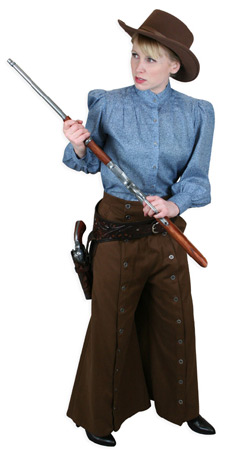 Old West, Ladies Outfits,Quick Ship Outfits Gunslingers,Frontier Folk |Antique, Vintage, Old Fashioned, Wedding, Theatrical, Reenacting Costume |